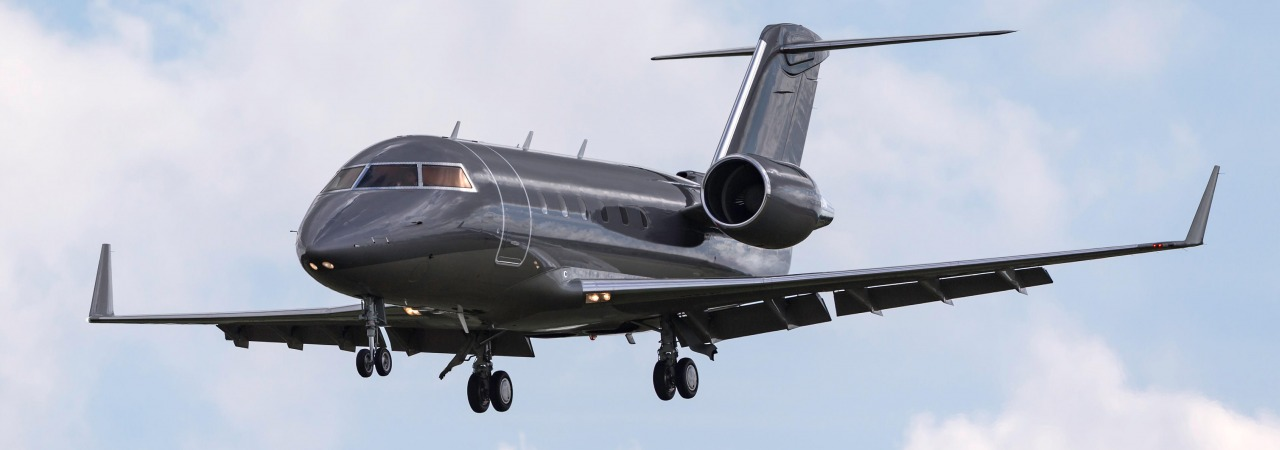 RUAG Avionics Upgrades ADSB-Out Bombardier Challenger CL601